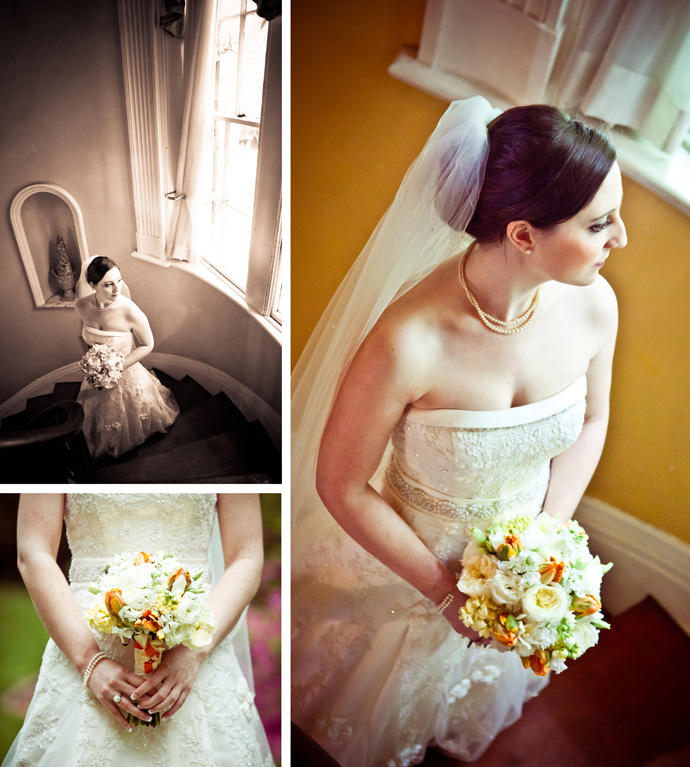 web024 Allida + Bryan {Wedding} The Wickliffe House