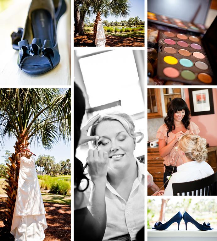 web012 Kristi + Shawn {Wedding} Callawassie Island Club, Okatie, SC