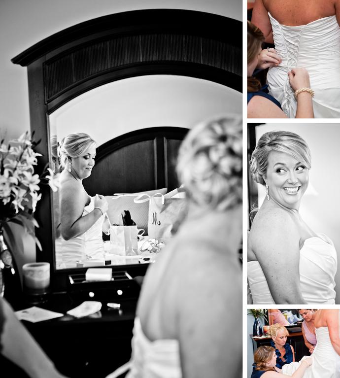 web022 Kristi + Shawn {Wedding} Callawassie Island Club, Okatie, SC