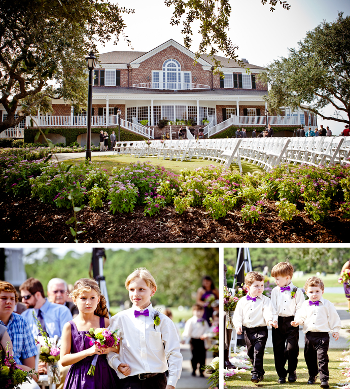 Debordieu Club Wedding Georgetown South Carolina BridalTweet Wedding
