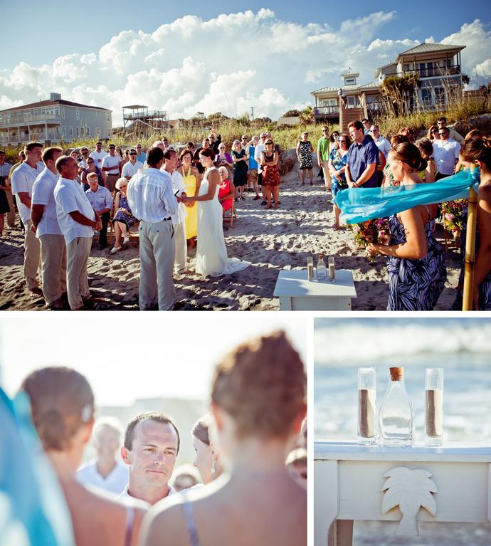 Folly Beach Wedding