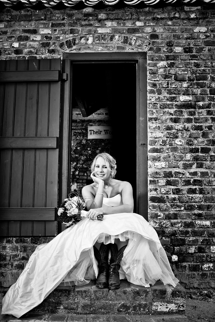Lauren Bridal Portrait Boone Hall Plantation Chi