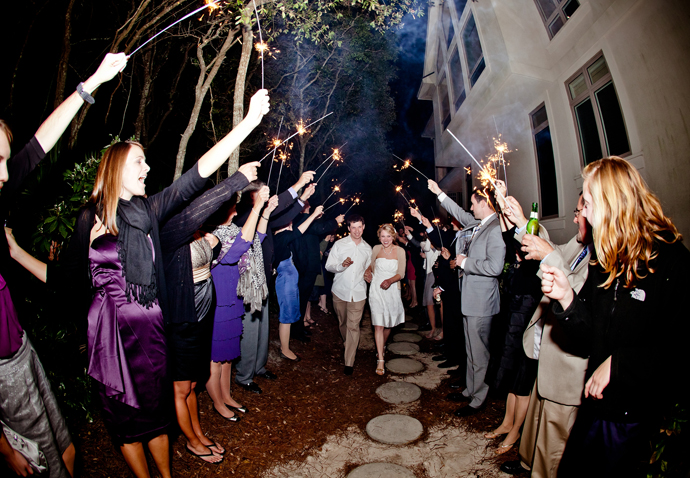 Private Ceremony Reception Later: Grace + Colm {Wedding} Waterside Chapel (Bluffton, SC